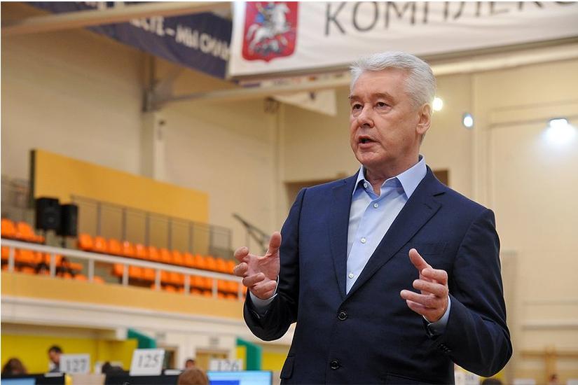 Сергей Собянин призвал москвичей добровольно перейти на самоизоляцию