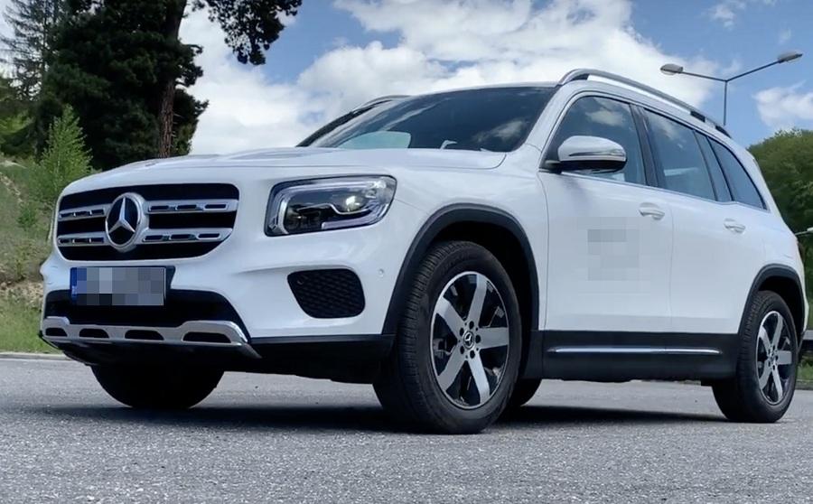 Концепт-кар GLB не оставит равнодушными клиентов Mercedes-Benz