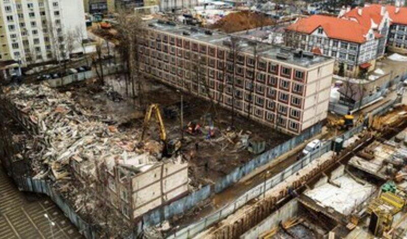 Совет при президенте не поддержал законопроект о всероссийской реновации