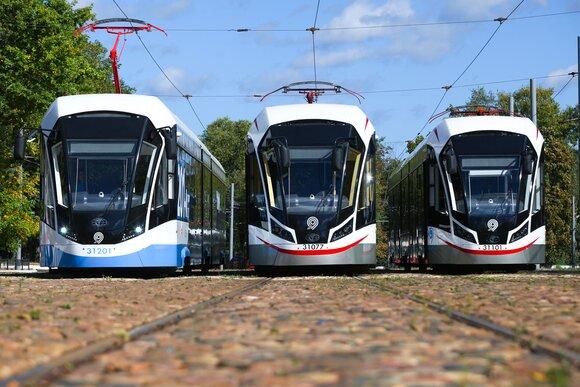 Беспилотные трамваи в Москве собирается запустить глава Дептранса Максим Ликсутов