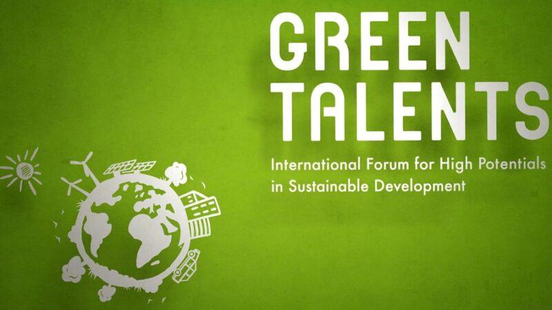 В Германии начался Virtual Science Forum с участием лауреатов Green Talents 2020