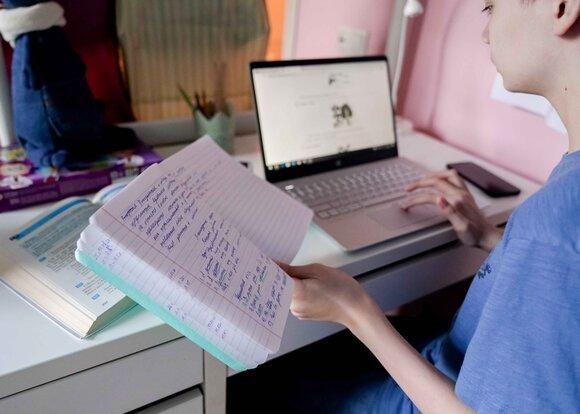 В Москве проведено более 12 миллионов сессий онлайн-уроков за первую неделю школьной «удаленки»