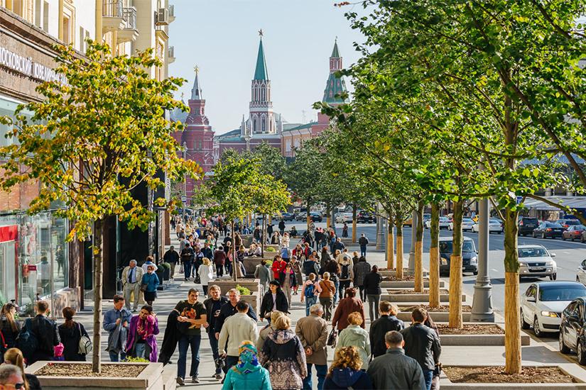 В интернете сравнили работу мэров Москвы Попова, Лужкова и Собянина