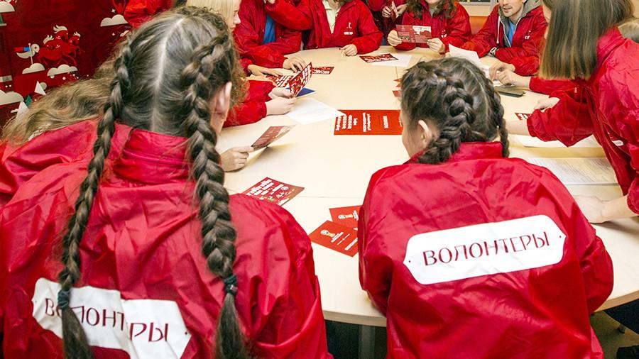 Более чем на 15 тысяч человек увеличилось с начала года число волонтеров Москвы