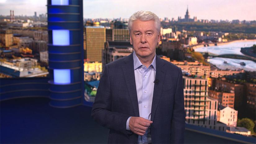 Собянин заявил об «огромном ущербе» для бюджета Москвы от вспышки Covid-19