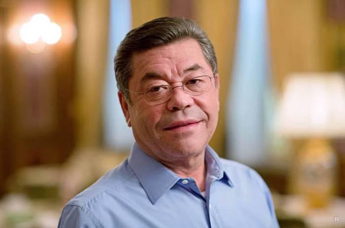 Предпринимателя и япониста Фаттаха Шодиева наградили Орденом Восходящего Солнца