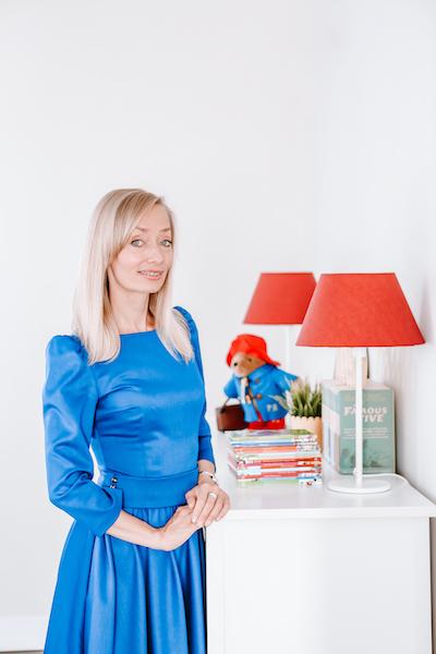 Мария Елисеева: «Мне хотелось, чтобы знание английского на высоком уровне было доступно любому ребёнку»