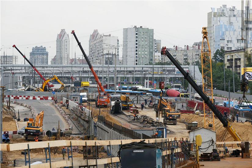 В Правительстве Москвы одобрили программу комплексного развития двух муниципальных территорий