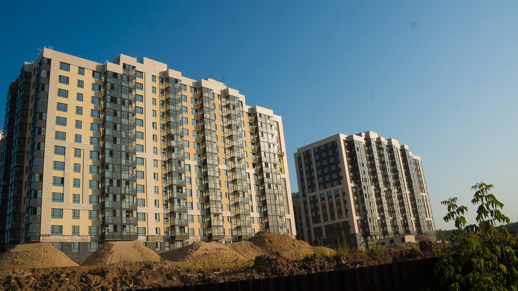 Около 4000 квартир было продано группой компаний «А101» в новой Москве с начала года