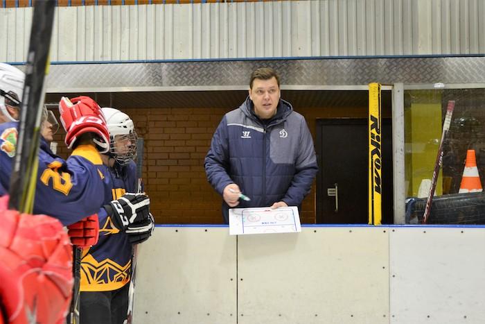Технический директор ГК «Эвриал» Артем Гладыш: «Наша цель – сделать хоккей доступным для всех»