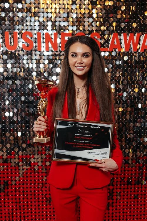 Успешным предпринимателям вручили награды: в Москве прошла международная премия The Best Business Awards-2020