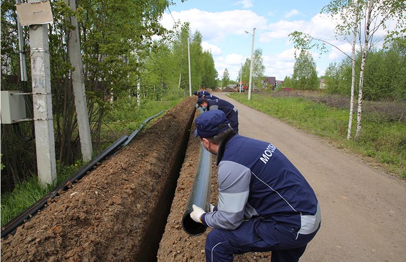 Подмосковье привлечет для газификации региона более 13 млрд рублей