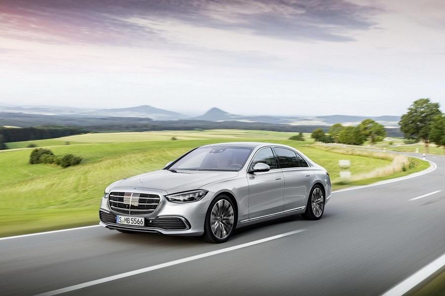 Представительский сегмент автомобильной индустрии пополнился новым Mercedes-Benz S-Класс