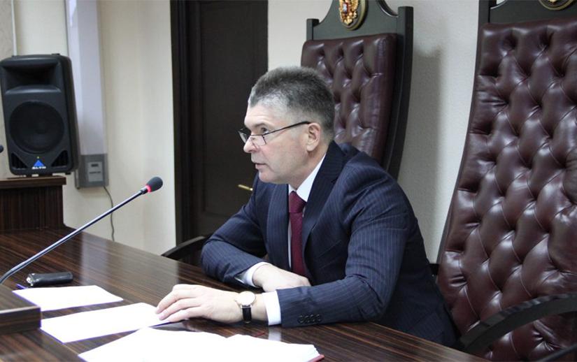 Новый глава Мосгорсуда назначил финансовую проверку учреждения