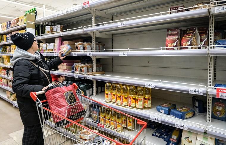 Правительство РФ намерено держать на контроле предновогодние цены