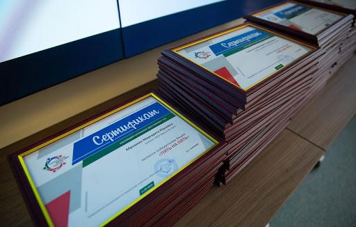 В столице определили победителей метапредметной акции «5 на 5»