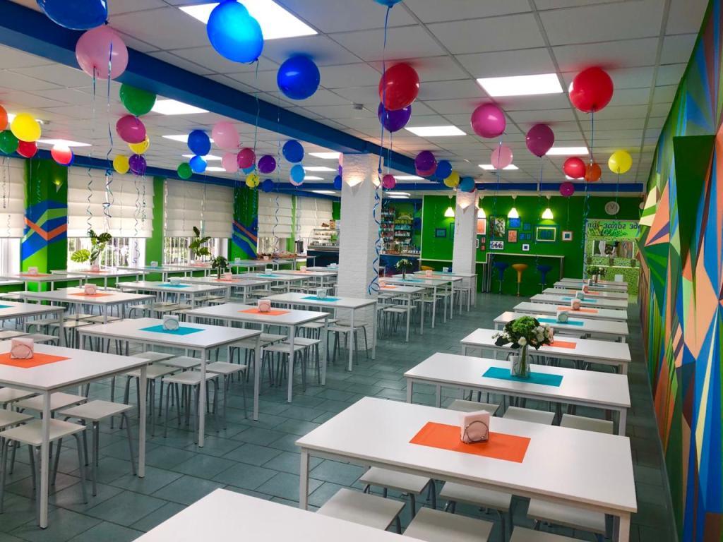 К проекту «Мой школьный ресторан» присоединится учебный корпус «Дубровка»