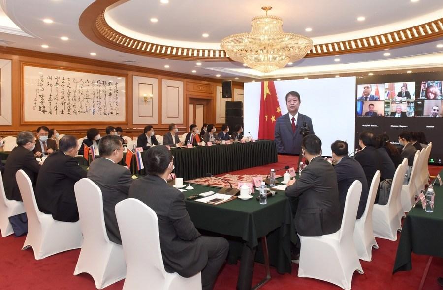 Представители РФ и Китая оценили роль мероприятия «Россия – почетный гость»