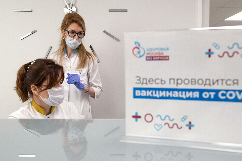 Власти Москвы распространили вакцинацию на новые категории горожан