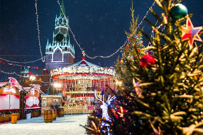 Москва и Подмосковье сделали 31 декабря выходным днем