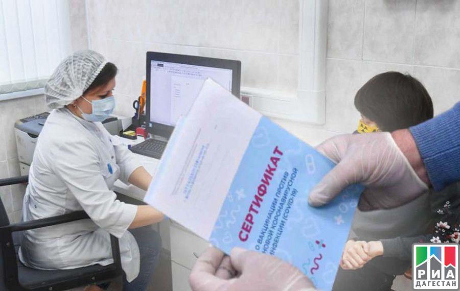 Привился – получи паспорт вакцинированного