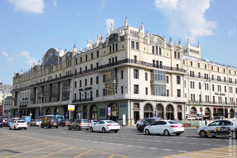 Гендиректор «Метрополя» Марина Скокова рассказала о прохождении легендарным отелем коронавирусного кризиса