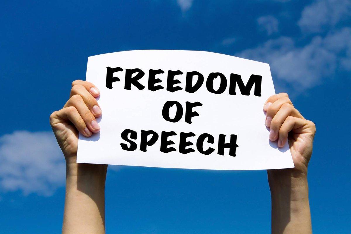 Право на свободу слова
