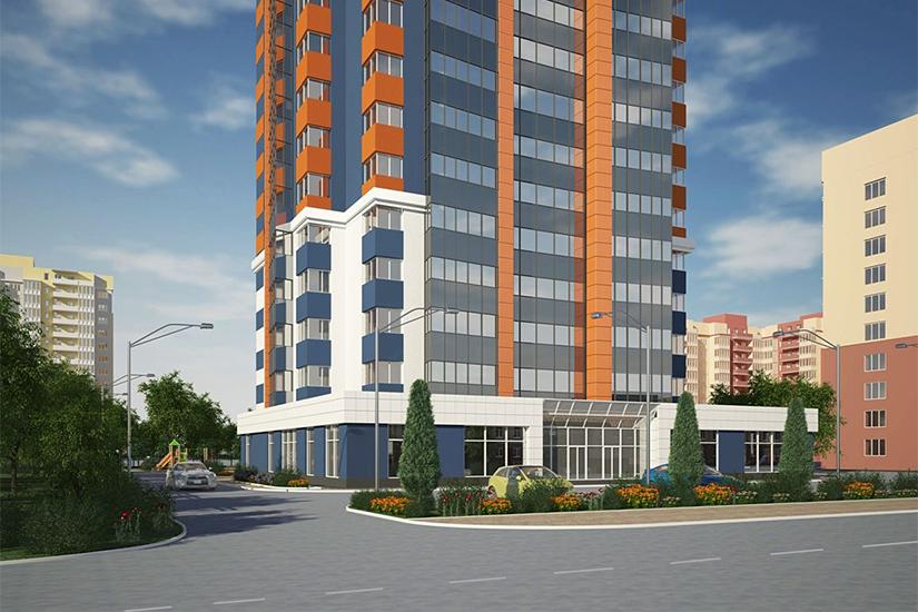В Перове по программе реновации построят многоэтажку с подземным паркингом
