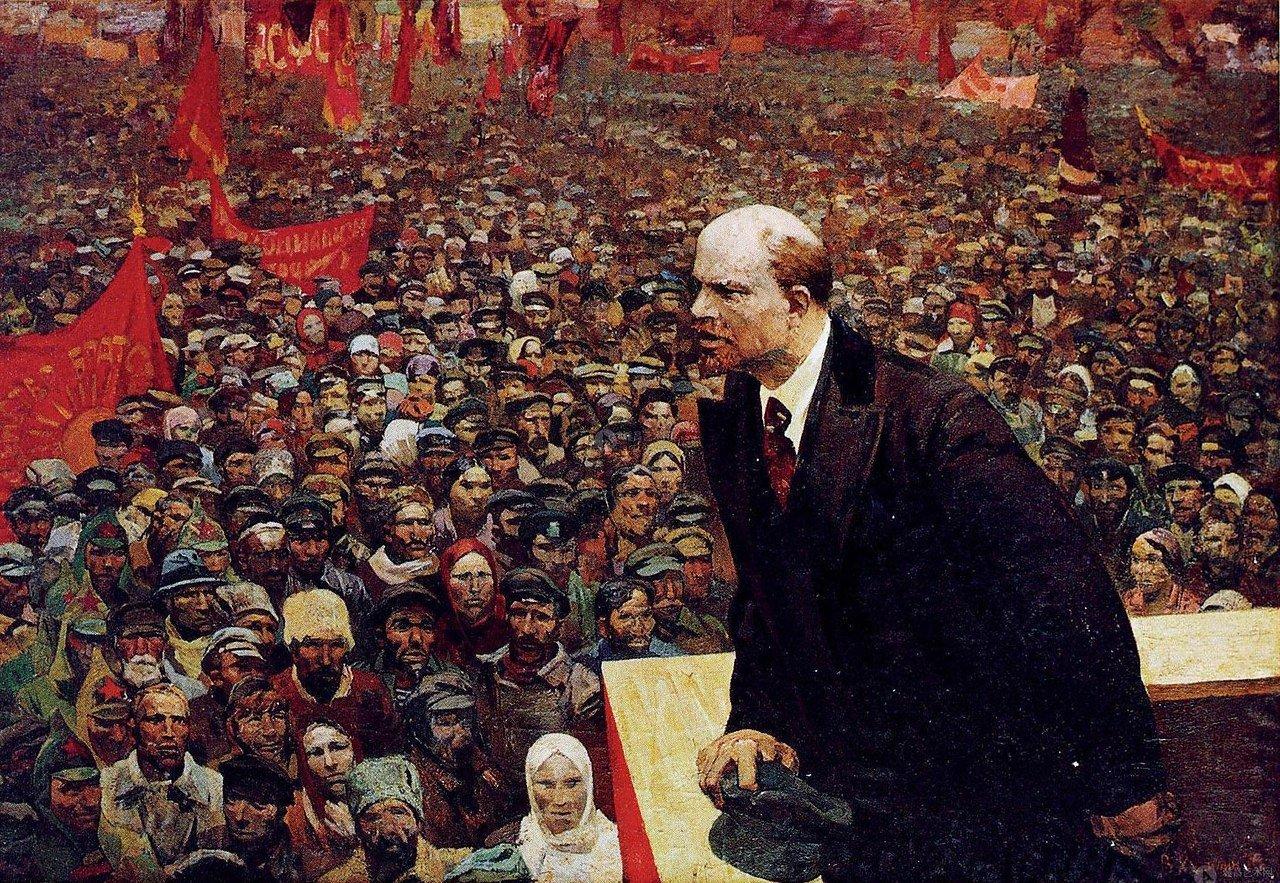 Нашумевший видеоролик «Невыносимое выносимо» призывает к захоронению Ленина?