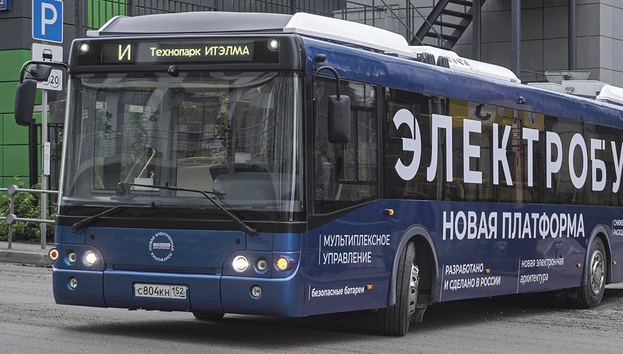 Московским электробусам добавили интеллекта