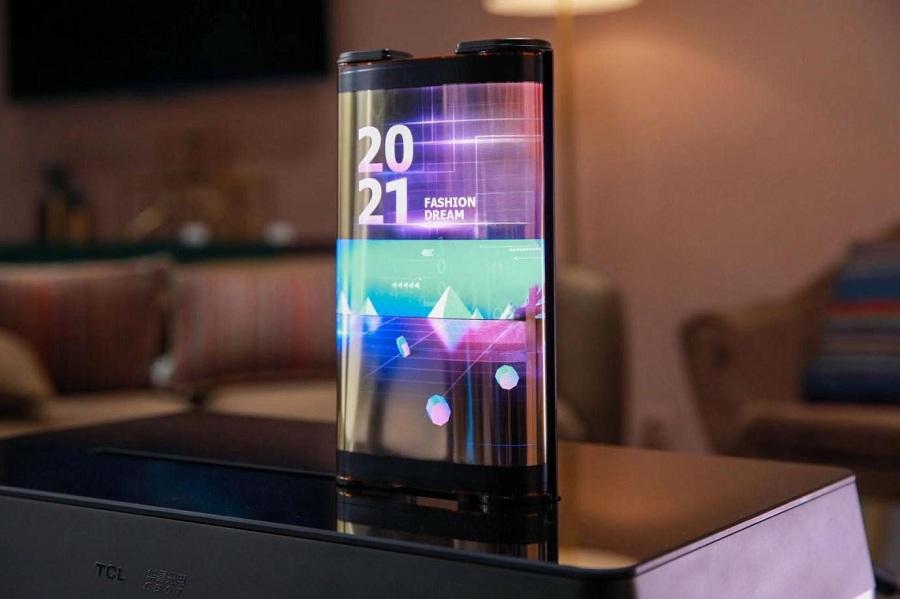 Два инновационных дисплея представила на выставке CES 2021 компания TCL CSOT