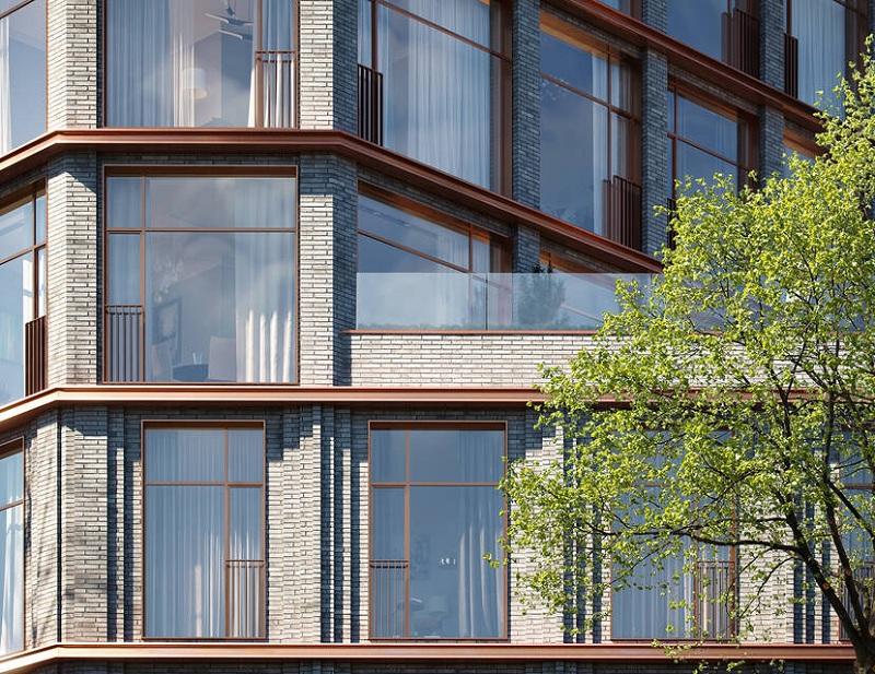 Компания COLDY учитывает желания жильцов при проектировании лофт-пространств