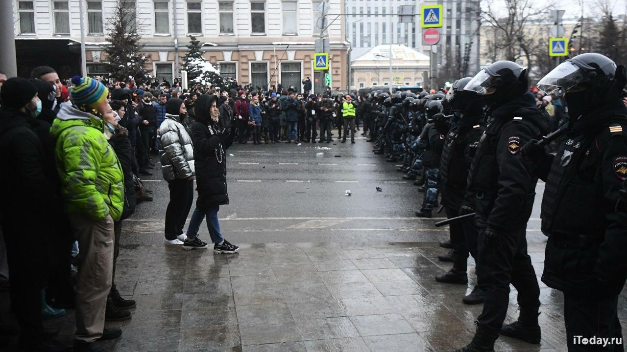 Владимир Путин заявил о недопустимости вовлечения несовершеннолетних в протесты