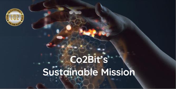 Co2Bitcoin (Co2B) предлагает новые идеи для борьбы с глобальным потеплением