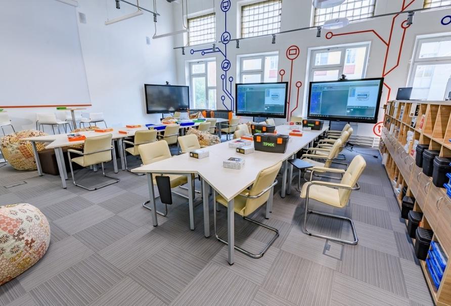 В Подмосковье началось строительство образовательного комплекса с кинолабораторией и IT-полигоном