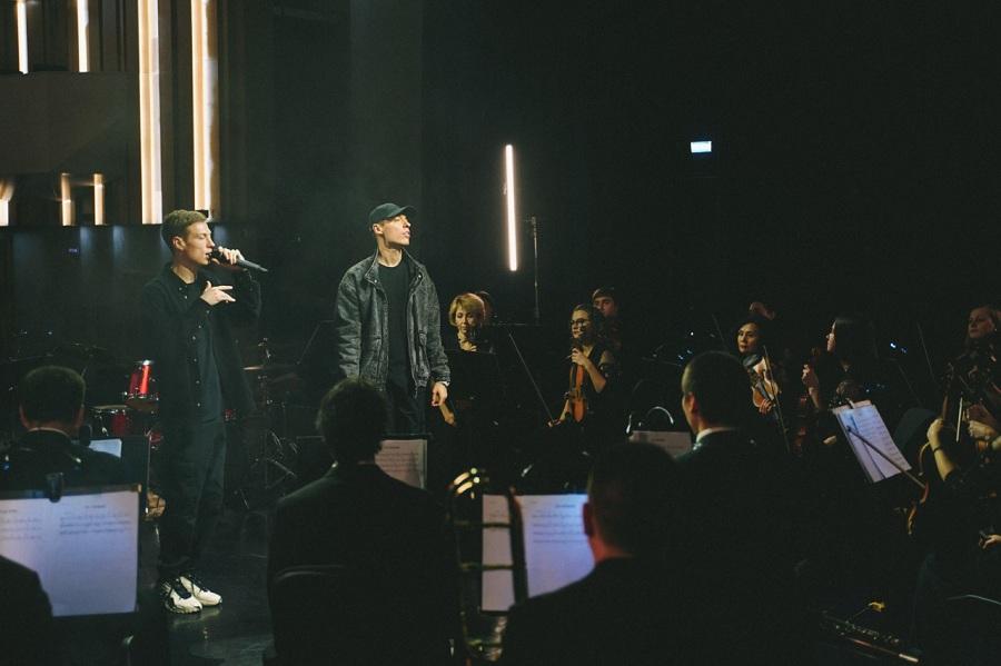 Симфонический оркестр в современном звучании от группы Dabro