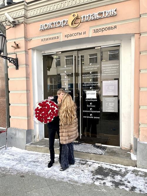 Анна Калашникова перед свадьбой сделала себе коррекцию тела