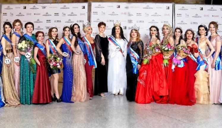 Всероссийский конкурс красоты «Миссис Королева России 2021» пройдет в Москве