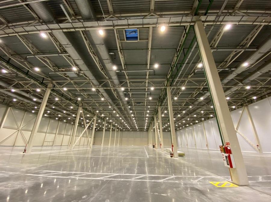 Компания «ИнХоум» стала новым арендатором индустриального парка «Южные Врата»