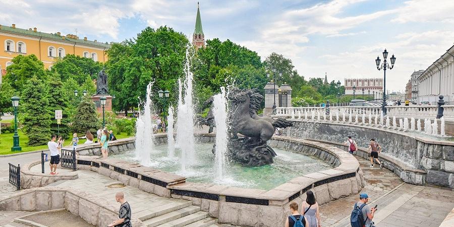 Наталья Сергунина рассказала о старте сбора заявок на участие в конкурсе «Покажи Москву!»