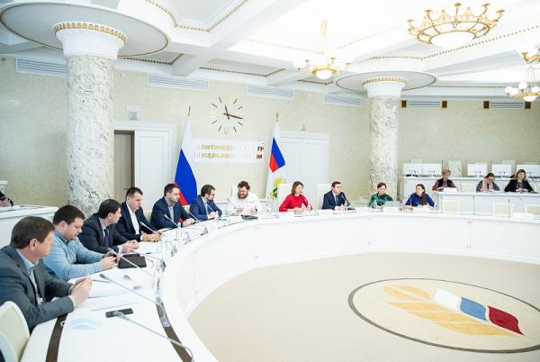 В Минсельхозе РФ выслушали предложения Олега Сироты и представителей проекта ОНФ «Народный фермер»