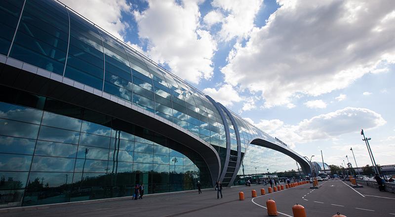 Информационный центр для туристов открылся в московском аэропорту Домодедово