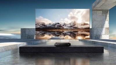 Компания Hisense: лазерное телевидение – идеальное решение для дисплеев