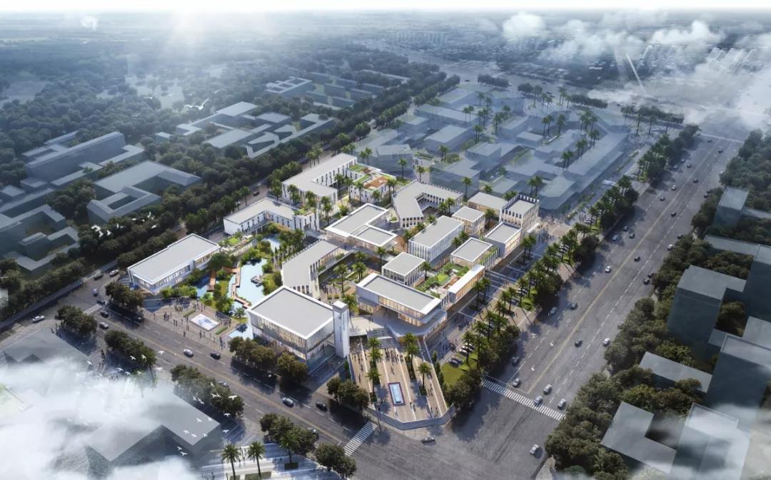 В Хайкоу привлекаются масштабные инвестиции для создания 1-го бизнес-порта