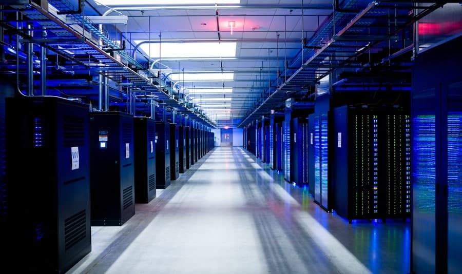 В технополисе «Москва» открылся новый дата-центр