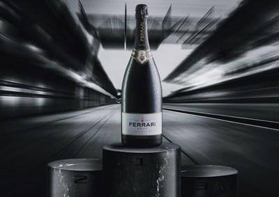 Производитель игристого вина Ferrari Trento выбран в качестве партнера Formula 1®