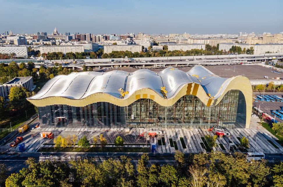 В Москве возведут четыре многофункциональных спортивных комплекса общей площадью 85 тыс. кв. м
