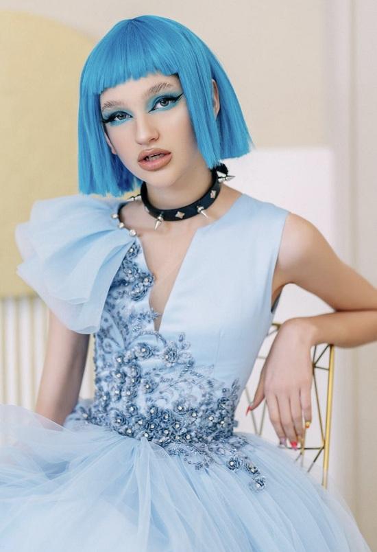 Об уходе за кожей рассказала блогер Лиза Анохина Elle Girl Russia