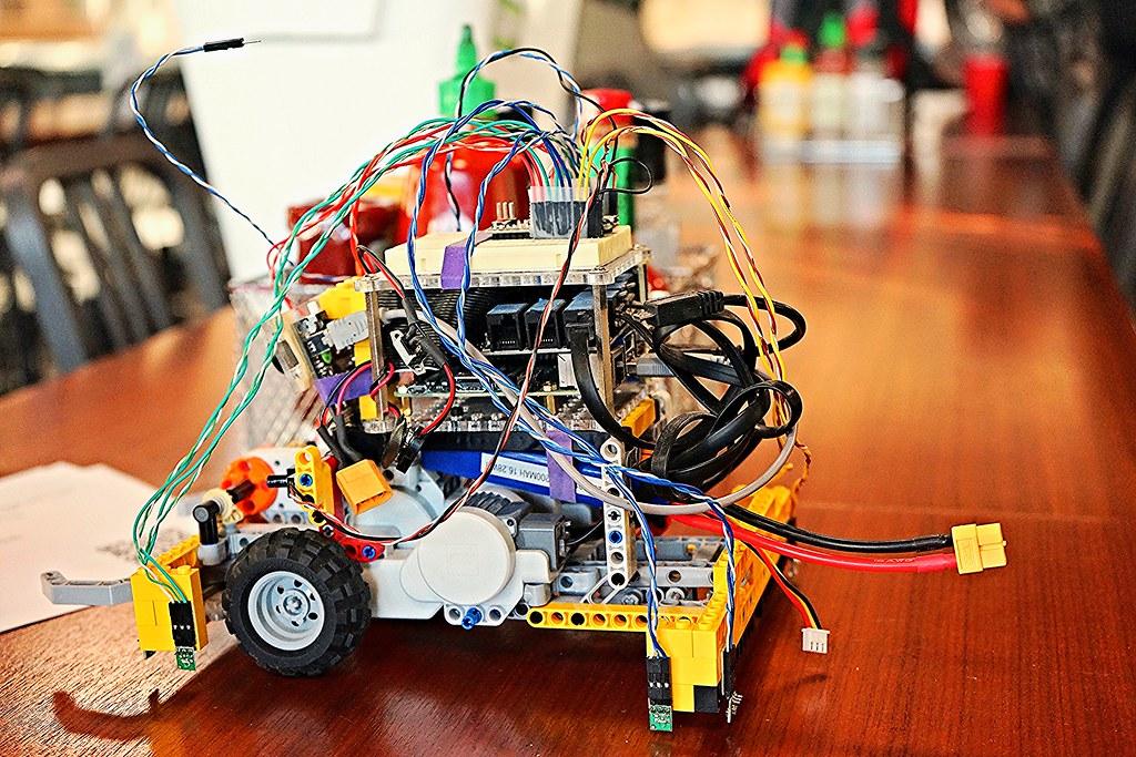 О первых региональных соревнованиях по робототехнике среди школьников рассказала Наталья Сергунина