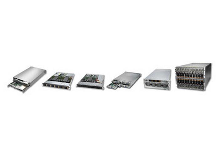 Supermicro предлагает универсальный ассортимент самых передовых систем